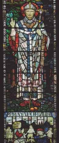 St Nicholas window
