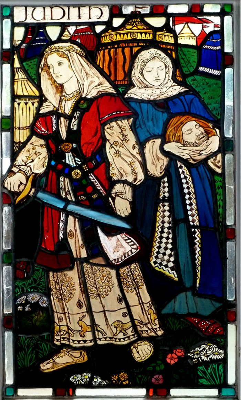 Judith & Holofernes panel
