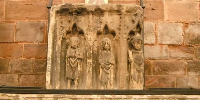 Sts John The Baptist, Winefride, Beuno