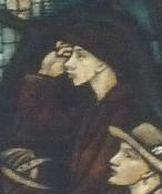 Lumen Christi caricature