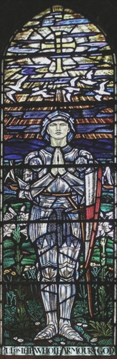 St Hildeburgh's Hoylake knight