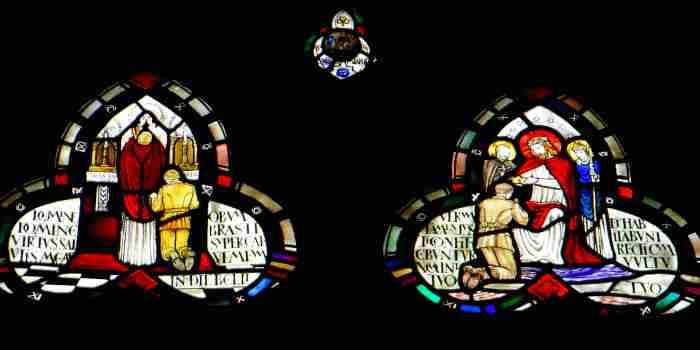 Soldier Window - detail, Cox lights