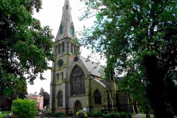 Erdington Abbey Church